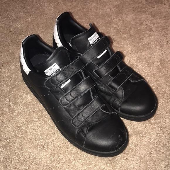 Adidas Stan Smith Velcro Skate Shoes